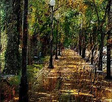 My Painted Path by Crista Peacey