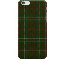 01176 Iguana Fashion Tartan Fabric Print Iphone Case iPhone Case/Skin