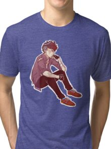 Punk!Lock Tri-blend T-Shirt