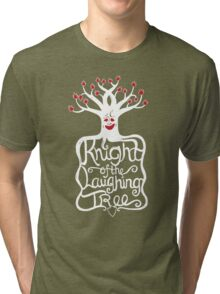 Knight of the Laughing Tree Tri-blend T-Shirt