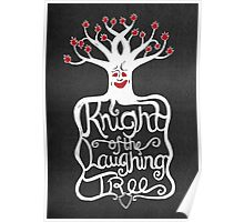 Knight of the Laughing Tree Poster