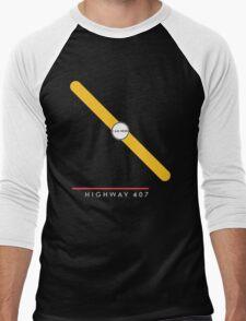Highway 407 station Men's Baseball ¾ T-Shirt