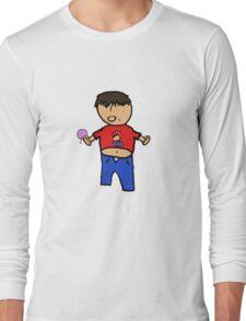 Icecream kid Long Sleeve T-Shirt