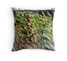 Redfield Experiment Throw Pillow