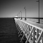 Shorncliffe Pier by Silken Photography