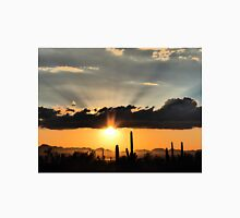 Arizona Saguaro Sunset Unisex T-Shirt