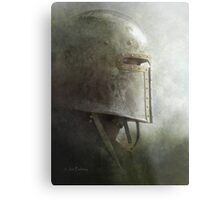 Before the battle Metal Print