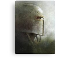 Before the battle Canvas Print