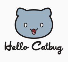 Hello Catbug by gorillamask