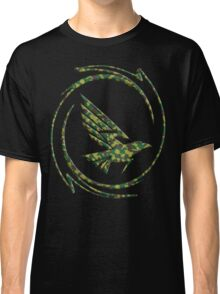 Eagle in Tribal Classic T-Shirt