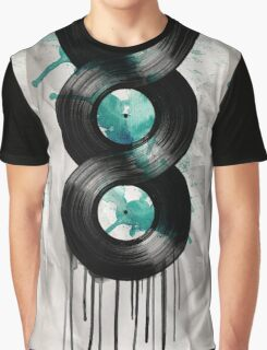 infinite vinyl Graphic T-Shirt
