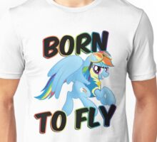 Born to Fly Shirt (Version 2) Unisex T-Shirt
