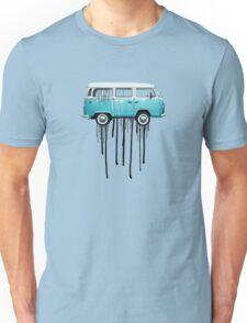 vw kombi 2 tone paint job Unisex T-Shirt