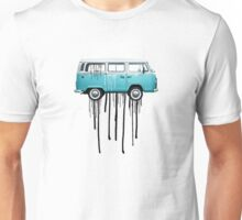 vw kombi 2 tone paint job Unisex T-Shirt