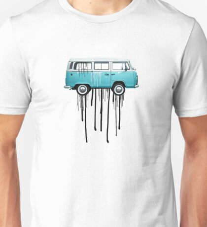 vw kombi 2 tone paint job T-Shirt