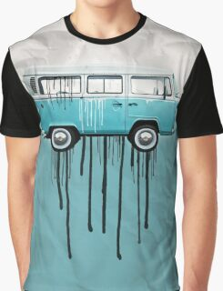 vw kombi 2 tone paint job Graphic T-Shirt