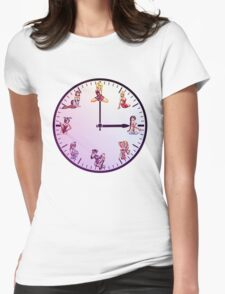 Sexy Girls Clock5 T-Shirt