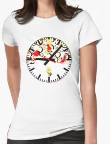 Sexy Girls Clock6 T-Shirt