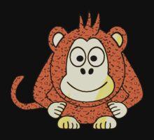 Monkey Funky4 by Miraart
