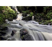 Waterfalls After the Rains Photographic Print
