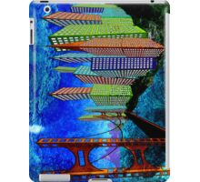 Horizontal Moon iPad Case/Skin
