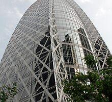 Tokyo Office Building by jojobob