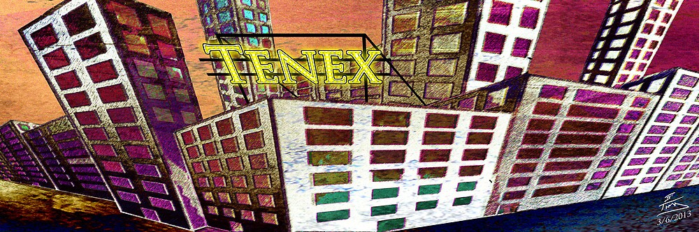 Tenex Building by Troy Brown