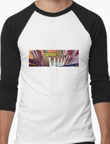 Tenex Building Men's Baseball ¾ T-Shirt