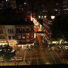 Lightpaint Chinatown by myebra