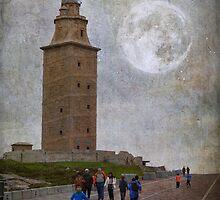 A Torre de Hércules by rentedochan