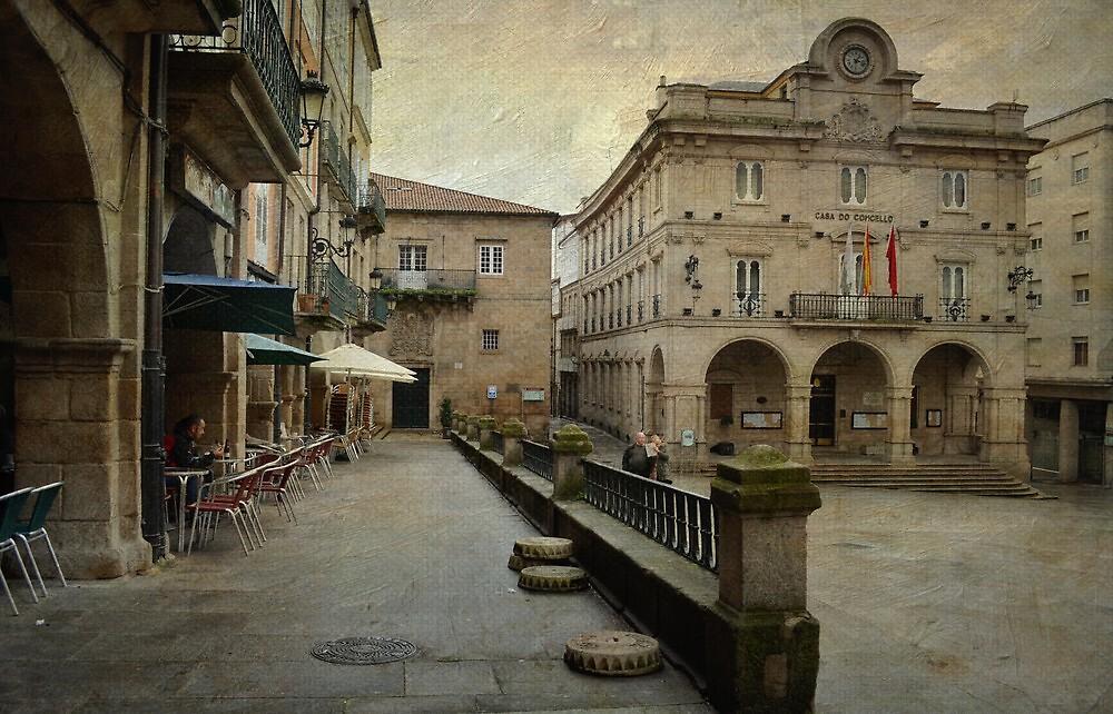 Ourense. Praza do Concello by rentedochan