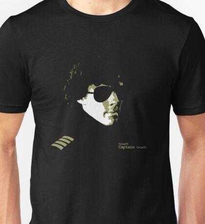 Cabin Pressure - Captain Martin Crieff Unisex T-Shirt