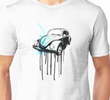 VW Beatle drip Unisex T-Shirt