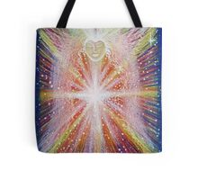 Activation Angel - Reiki charged Tote Bag