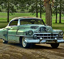 "1951 Cadillac ""Grandpa's Caddy"" by TeeMack"