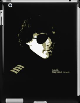 Cabin Pressure - Captain Martin Crieff by cabinpressure