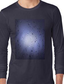 Light Through Shower Door – Big Blue - tshirt Long Sleeve T-Shirt