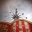 Retro Fairground by mpstone