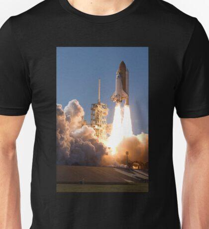 Space Shuttle Launch Unisex T-Shirt