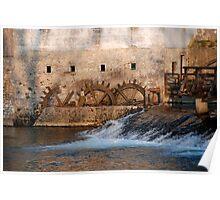 Mill, Slovenia Poster