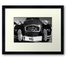 Goody 2 shoes Framed Print