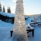 Ice Hotel, Jukkasjärvi by Mick Yates