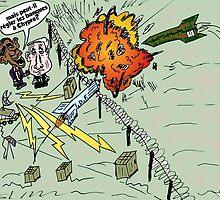 Barack et Bibi examen le Dome de Fer by Binary-Options