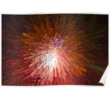 Art Abstract 3D Poster