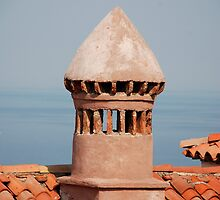 Chimney in Piran by jojobob