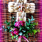 Palm cross for palm Sunday by ©The Creative  Minds