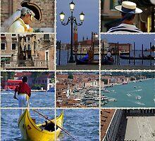 Venice Italy by fuxart