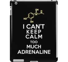 Adrenaline iPad Case/Skin