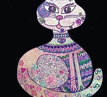 Fat Cat 3 by HDEvans