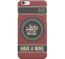 Nuka Cola iPhone Case/Skin